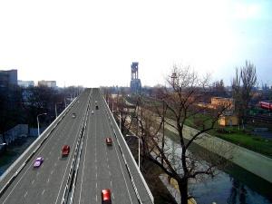 Строительство мостового перехода через р. Дон в створе ул. Сиверса