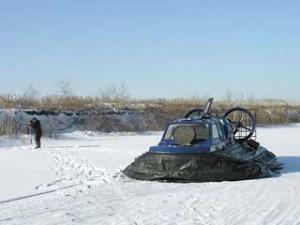 «Гепард» – подспорье для милиционеров в поимке браконьеров