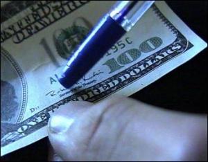 Ростовские милиционеры задержали сбытчиков фальшивых долларов