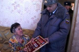 Подросток-сосед украл награды ветерана ВОВ