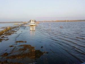 Паводковая ситуация в Ростовской области