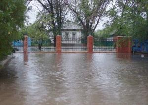 В райцентре Заветинского района введен режим чрезвычайной ситуации