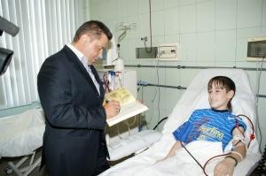 Николай Расторгуев: Фонд «МЫ ВМЕСТЕ» продолжит работу по открытию диализных центров