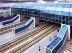Реконструкция остановочных площадок и пригородных вокзалов