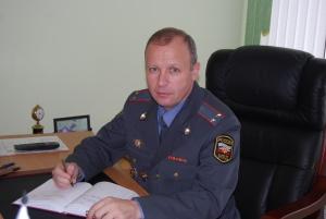 В Ростовской области назначили начальника Управления ГИБДД донского ГУВД