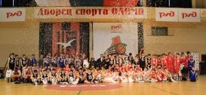 26 марта состоялся финал школьной баскетбольной лиги «Локо Баскет» среди команд Северо-Кавказского федерального округа (СКФО)