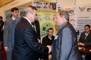 Губернатор принял участие во II Съезде инженеров Дона