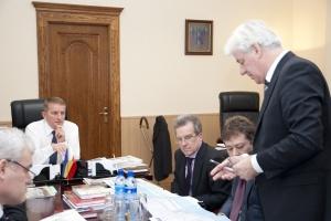 В правительстве обсудили перспективы благоустройства ростовской набережной