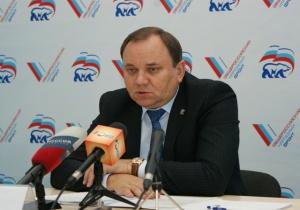 Виктор Дерябкин: Конкуренция для партии – явление неизбежное!