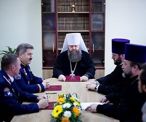 Православное казачество – на профессиональной основе