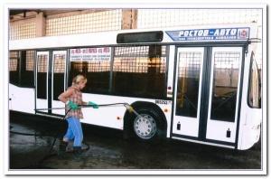 12 новеньких автобусов будут возить ростовчан в «Мегу» и обратно