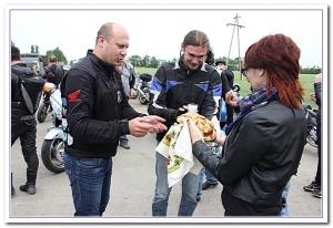 Ростовские байкеры подарили праздник одиноким детям