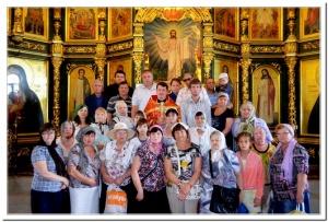 Первую молитву с сурдопереводом сотворили на Дону