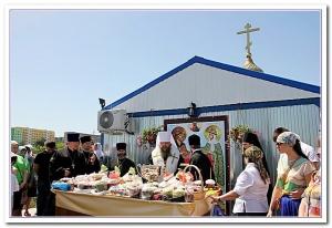 Ростовский храм Петра и Февронии собирает пожертвования на проект