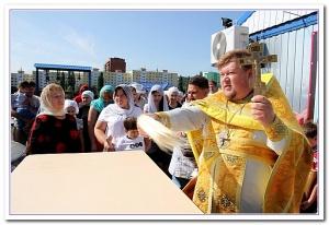 Храм Петра и Февронии продолжает сбор пожертвований на проект