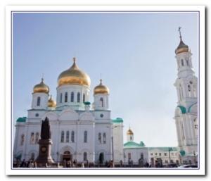 Старт капремонту Ростовского собора даст минкультуры РО
