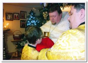 За каждого из нас вознесена рождественская молитва