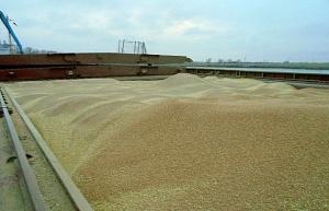 Почти 279 тыс. тонн сельхозгрузов ушло на экспорт в марте через Ростовский речной порт